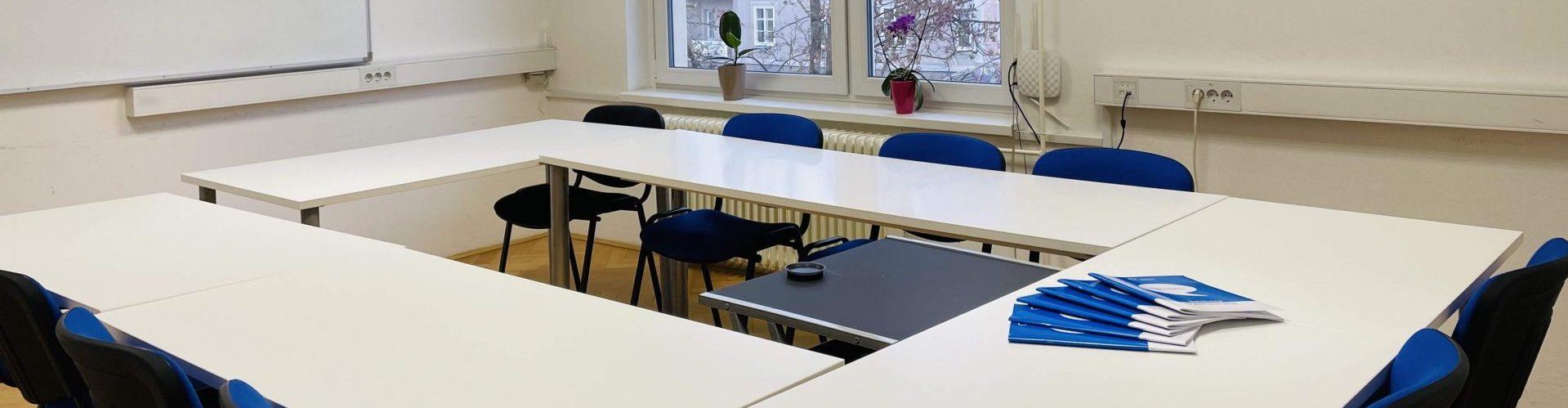 Najem učilnice v Ljubljani