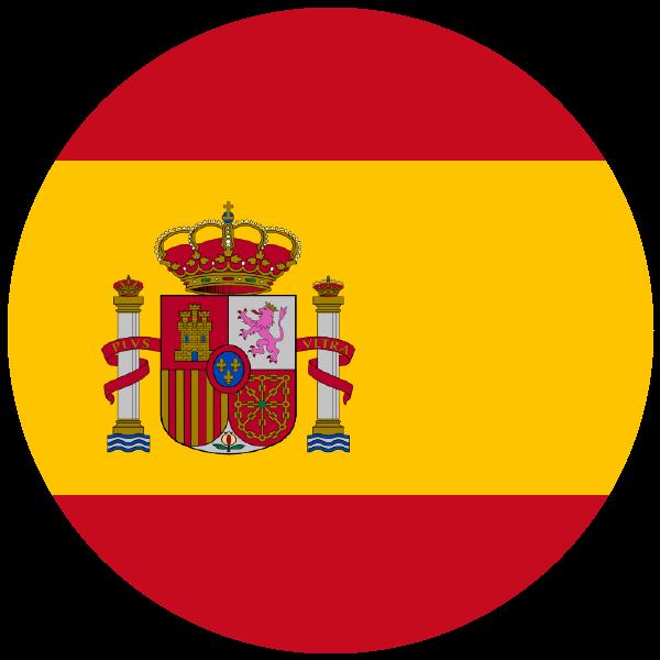 Vmestitveni vprašalnik španščina