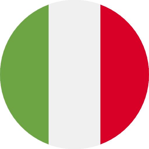 Vmestitveni vprašalnik italijanščina