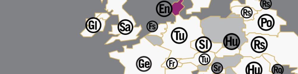 Zemljevid-najbolj-priljubljenih-tujih-jezikov